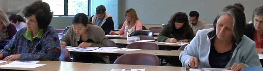 students attending classes in Seattle