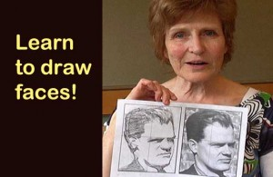 DRAW-FACES