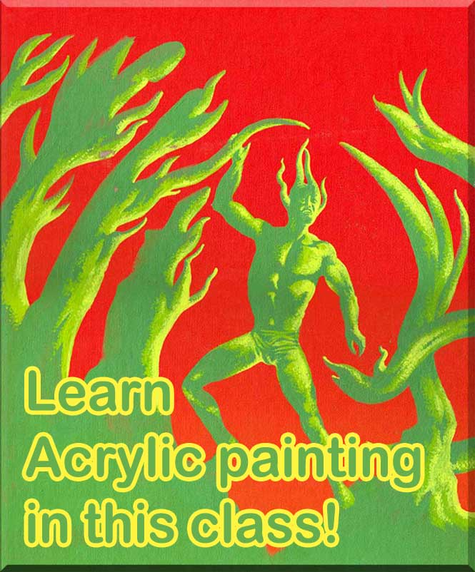 learn-acrylic-painting