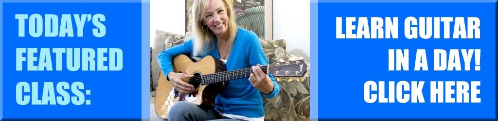 Guitar playing classes in Seattle
