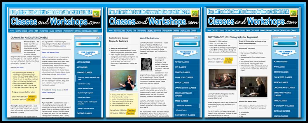 class-pages
